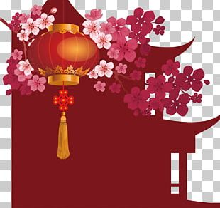Chinese New Year Lantern Festival Christmas Rooster PNG