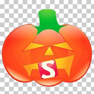 Halloween Jack-o-lantern Pumpkin Icon PNG