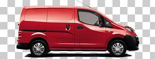 Nissan NV200 Van Nissan Leaf Car PNG