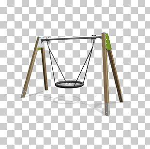 Swing Bird Nest Playground Slide Game PNG