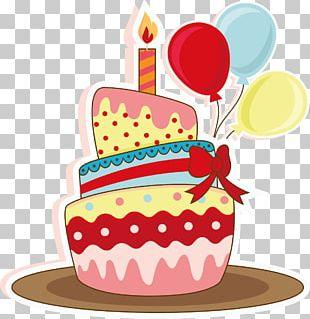 Birthday Cake Greeting & Note Cards Wish Birthday Card PNG