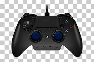 PlayStation 4 Razer Raiju Game Controllers Video Games NACON Revolution Pro Controller PNG