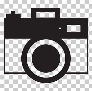 Instant Camera Logo Photography PNG