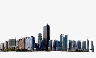 City building PNG