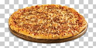 Chicago-style Pizza Hamburger Bacon Meat PNG