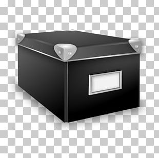 Box ICO Directory Icon PNG