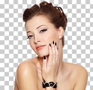 Nail Model Hairstyle Beauty Parlour Fashion PNG