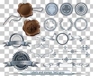 Paper Sealing Wax Stamp Seal PNG