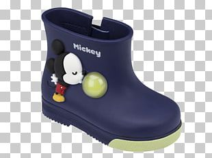 Mickey Mouse Minnie Mouse Boot Grendene Shoe PNG