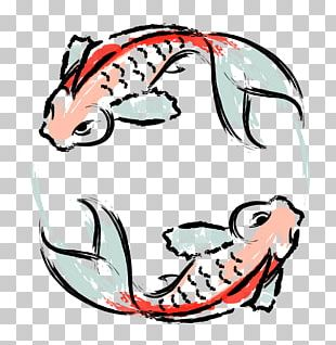 Koi Japanese Cuisine Goldfish PNG
