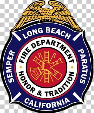 Long Beach Fire Department Fire Station Protector PNG