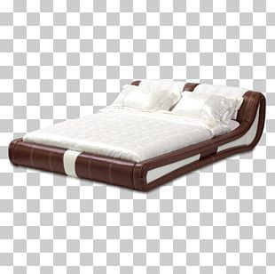 Mattress Bed Frame Bedroom Couch PNG