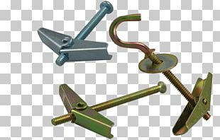 Tool Anchor Bolt Concrete Fastener Clothes Hanger PNG