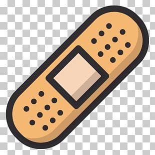 Band-Aid Adhesive Bandage Cartoon Medicine PNG
