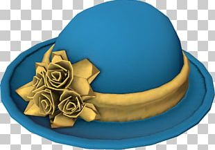 Torte-M Cake Decorating Hat Turquoise PNG