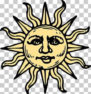 Drawing Summer Solstice Mysticism PNG