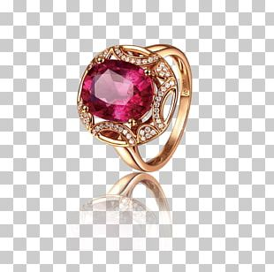 Ring Ruby Fashion Accessory Gemstone PNG
