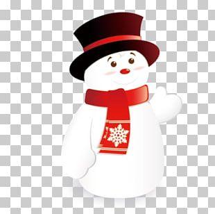 Snowman Winter Christmas PNG