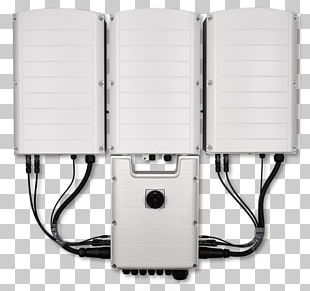 SolarEdge Grid-tie Inverter Solar Inverter Power Inverters Power Optimizer PNG