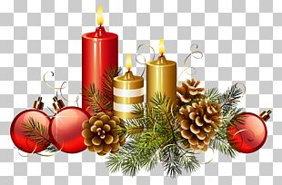 Soy Candle Christmas Decoration Christmas Tree PNG