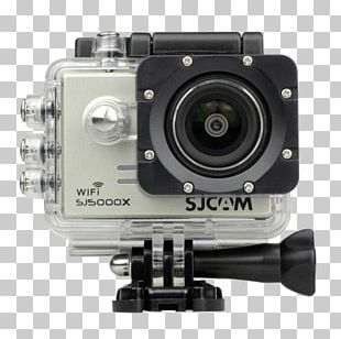 Action Camera 4K Resolution Video Cameras 1080p PNG