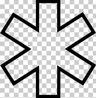 Star Of Life Emergency Medical Services Emergency Medical Technician Graphics PNG