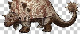 Tyrannosaurus ARK: Survival Evolved Parasaurolophus Giganotosaurus Doedicurus Clavicaudatus PNG