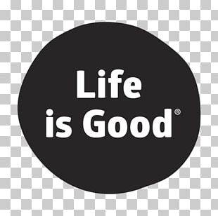 Die Cutting Sticker Decal Life Is Good Company Retail PNG