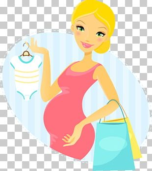 Pregnancy Woman U5b55u5987 Cartoon PNG
