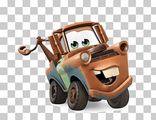 Disney Infinity Cars Mater Lightning McQueen Character PNG