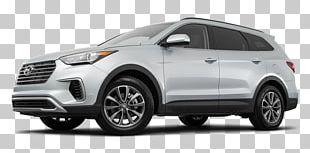 2018 Nissan Pathfinder S 2018 Hyundai Santa Fe Car PNG