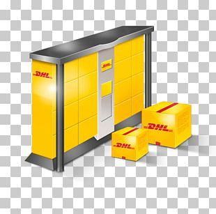 Germany Packstation DHL EXPRESS Parcel Post Office PNG