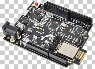Microcontroller Motherboard Electronics TV Tuner Cards & Adapters Printed Circuit Board PNG