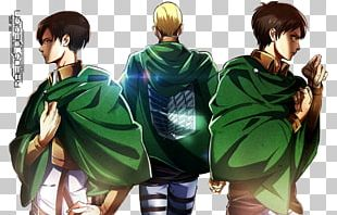 Eren Yeager A.O.T.: Wings Of Freedom Erwin Smith Attack On Titan Levi PNG