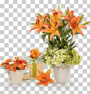 Flower Bouquet Cut Flowers Artificial Flower Floral Design PNG
