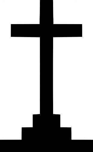 Calvary Holy Land Christian Cross Crucifix PNG
