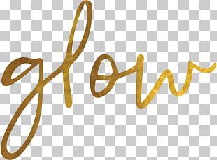 Logo Glow Hot Yoga Miami Beach Graphic Design PNG