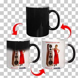 Magic Mug Printing Personalization Coffee Cup PNG