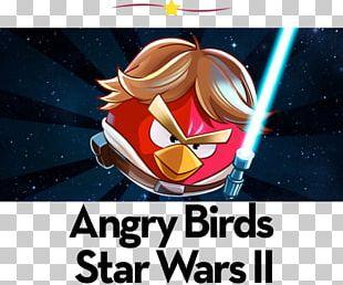 Angry Birds Star Wars II Angry Birds Go! Luke Skywalker Angry Birds Star Wars HD PNG