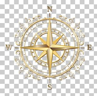 Points Of The Compass Navigation PNG