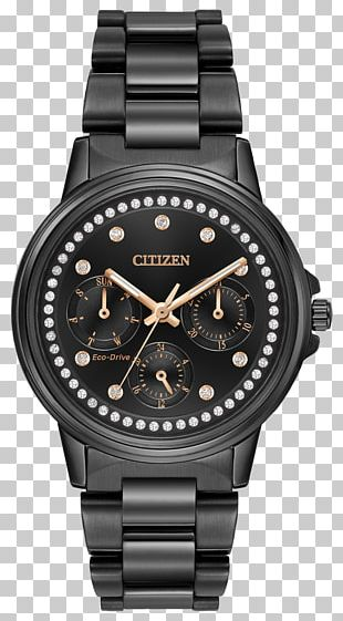 Eco-Drive Citizen Holdings Watch Jewellery Ion Plating PNG