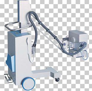 X-ray Generator X-ray Machine Digital Radiography Medical Equipment PNG
