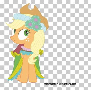 Horse Fairy Flower PNG