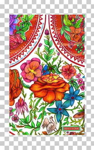 Floral Design Cut Flowers Visual Arts Pattern PNG
