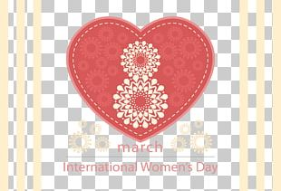 International Womens Day Woman March 8 PNG