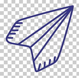 Paper Plane Airplane Glider PNG