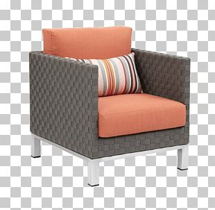 Couch Furniture Club Chair Armrest PNG
