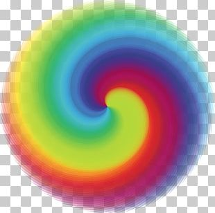 Rainbow Circle Scalable Graphics PNG