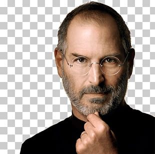Steve Jobs Apple Chief Executive Pixar Co-Founder PNG