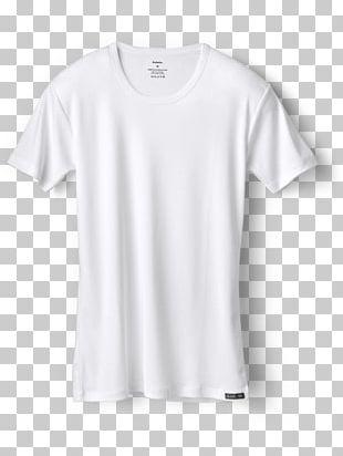 T-shirt White Clothing Polo Shirt Cotton PNG